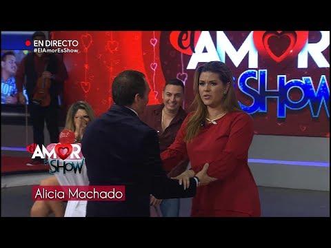 La caída de Alicia Machado