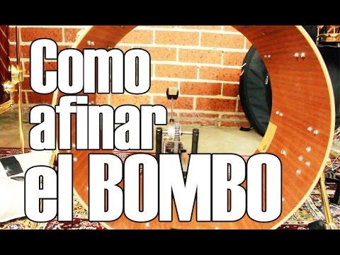Como Afinar El BOMBO