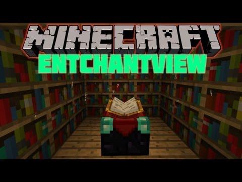 Minecraft 1.5.1 EntchantView Mod Vorstellung - Review + Installation [Deutsch] [HD]