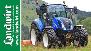 New Holland T5.120 | landwirt.com