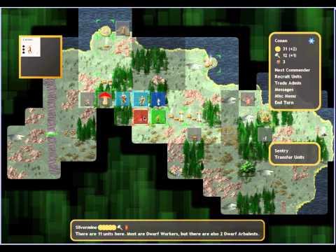 Conquest of Elysium 3 vs Barons 01