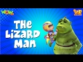 The lizard Man - Vir: The Robot Boy WITH ENGLISH, SPANISH & FRENCH SUBTITLES