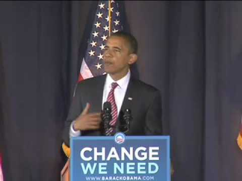 Barack Obama: Closing Argument (Full Speech)