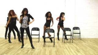 Simplicity...and Five Chairs - Choreography by JohnJames
