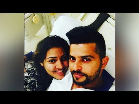 Suresh Raina and wife Priyanka blessed with baby girl| Oneindia News