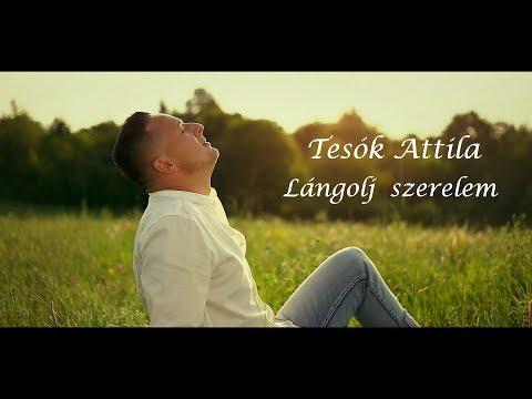Tesók Attila -  Lángolj szerelem (official music video) FullHD HUStudio
