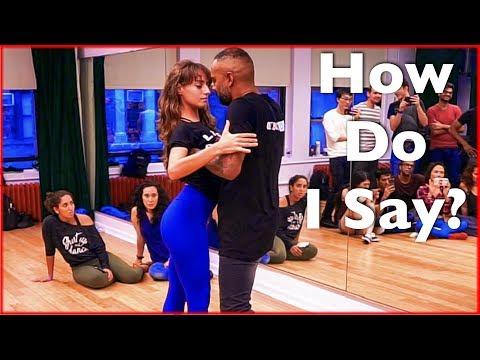 Usher - How Do I Say | Brazilian Zouk Dance | Alex de Carvalho & Mathilde dos Santos - NYC Zouk