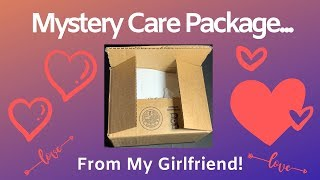 I Got a Mystery Package.. From My Girlfriend? Check It Out!