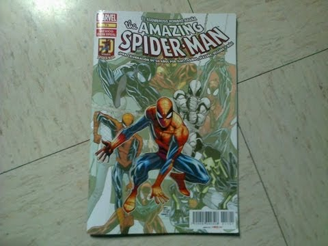 RSÑa - The Amazing Spider man #73