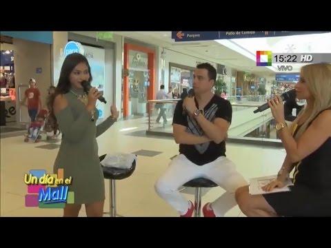 Andrea Arana mujeres que aman demasiado Un Dia en el Mall