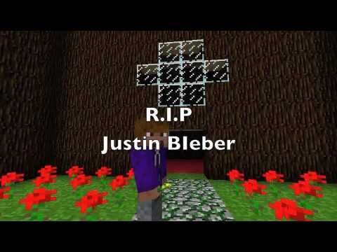 5 Ways to kill Justin Bieber-Minecraft