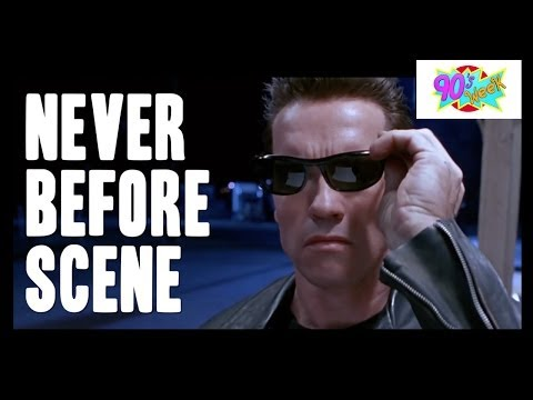 Long Lost Scenes From Terminator 2?!