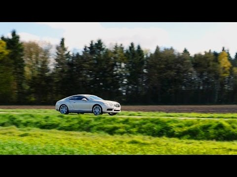 Bentley Continental GT V8 Review   One of the Best (English Subtitles)