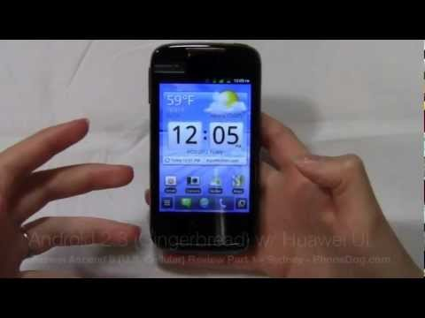 Huawei Ascend II Review Part 1