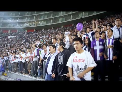 [HD] LoQueNoSeVio│Alianza Lima Vs Universitario (1-0) // Desde el Comando Svr 22/10/2014
