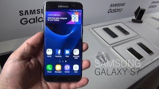 Samsung Galaxy S7 & S7 Edge Hands-On (www.buhnici.ro)