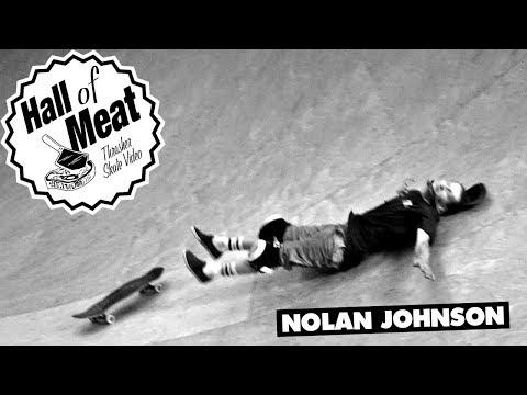 Hall Of Meat: Nolan Johnson