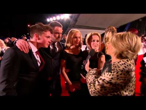 Danny Dyer Red Carpet National Television Awards 2014