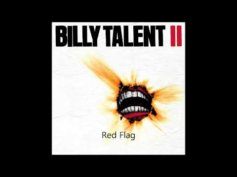 Billy Talent - Red Flag (HD,HQ)