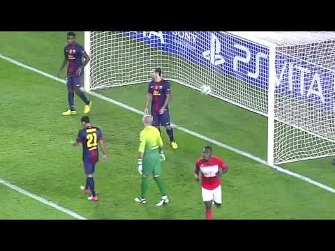 HD BARCELONA-SPARTAK 3-2 HIGHLIGHTS ALLGOALS 19/09