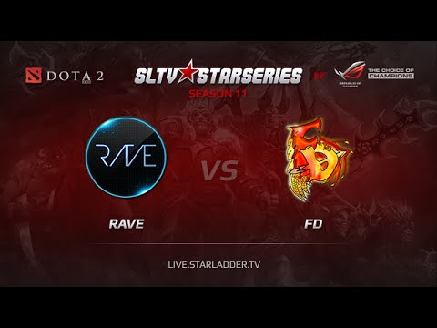 Rave vs First Departure SLTV SEA PlayOff LB Final game 3