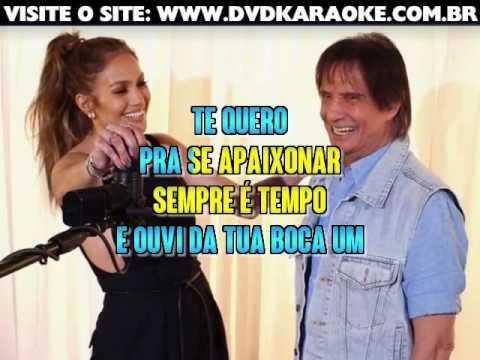 Roberto Carlos E Jennifer Lopez   Chegaste