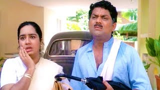 അമ്പിളി ചേട്ടനും കല്പ്പന ചേച്ചിയും ചേര്ന്നാല് പിന്നെ കോമഡി പൂരം | Jagathy Kalpana Comedy Scenes