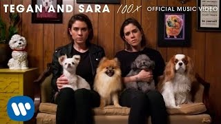 Tegan and Sara - 100x