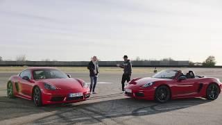 JP Performance Test Drive: The Porsche 718 T Models