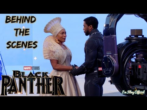 How Many Marvel Movies Can The 'Black Panther' Cast Name In 1 Minute?