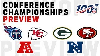 FULL Conference Championships Preview