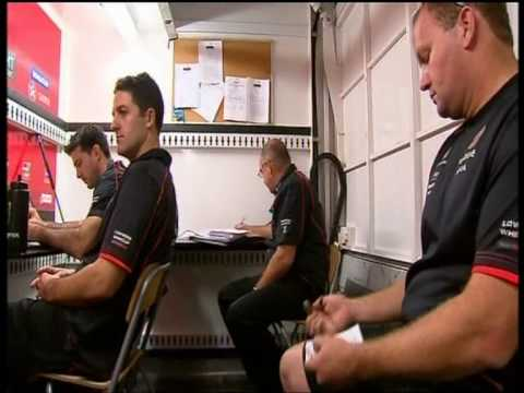 A Day in the Life of Jamie Whincup - Part 1 of 4