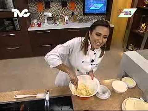 Receta para preparar Canelones con Acelga