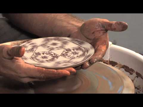 Pottery Video: Measuring Prints for Specific Forms | FORREST MIDDELTON