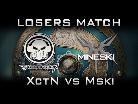 Mineski vs Execration TI7 Elimination The International 2017 SEA Highlights Dota 2