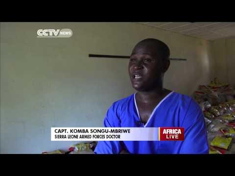 UN Agency Provides Food To Ebola Survivors In Sierra Leone