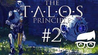 "#2 The Talos Principle  [Храм B]  ► Проходим игры вселенной ""The Talos Principle"""