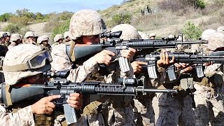 Marine Corps School of Infantry - Basic Marksmanship