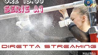 Torino - 4ª Giornata Serie A1 2016 GAM/GAF
