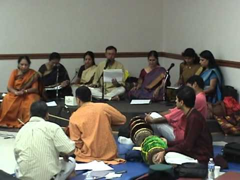 Sri Oothukkadu Venkata Kavi Aradhana - Song 4 - Video by Al...