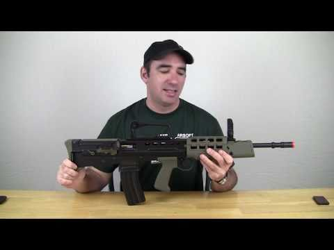 ICS L85A2 AEG Airsoft Review