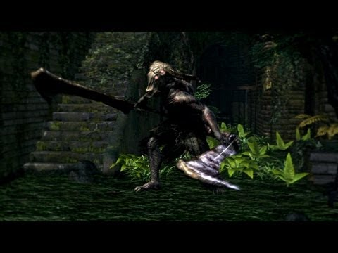 Dark Souls - Detonado N 4 Capra Demon