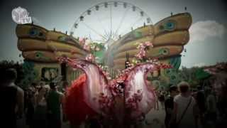 Tomorrowland 2013 - The Butterflies Emerging