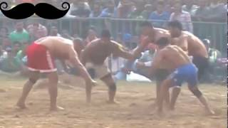 dirba 150 kg vs 70 KG one of the best kabaddi stop ever