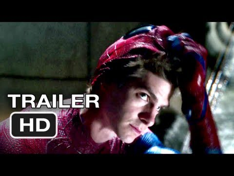 The Amazing Spider-Man Official Trailer