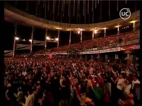 LA OREJA DE VAN GOGH FESTIVAL DE VIÑA DEL MAR 2005