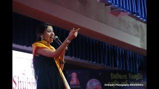 MAITHILI KAKI COMEDY ||Stand up Comedy by Priyanka Priyadarshini'||AHMEDABAD|