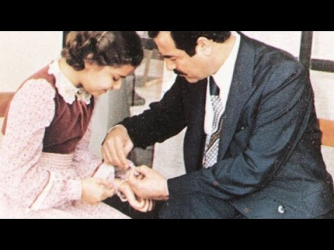 Saddam Hussein's daughter speaks to CNN