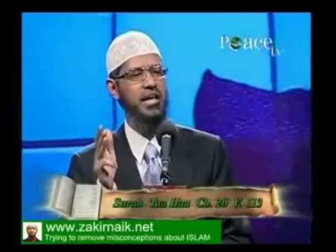 Is Quran Word Of God | Dr Zakir Naik Part 1 Of 2 video
