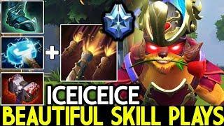 Iceiceice [Pangolier] Beautiful Skill Plays Pangolier Master 7.21 Dota 2
